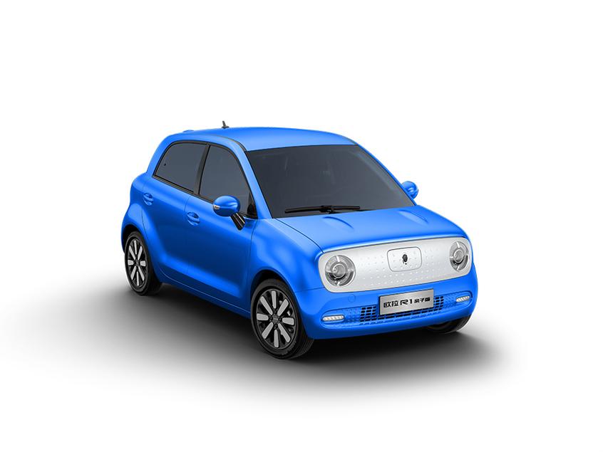 欧拉R1亲子版正式上市
