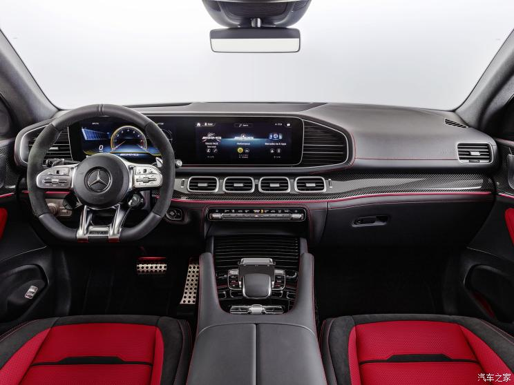 奔驰AMG GLE 53 Coupe