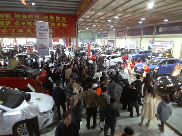 2019年潮州五一汽车展销购物节即将开幕