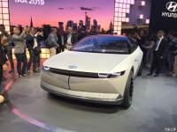 2019法兰克福车展:现代45概念车亮相