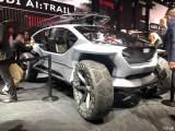 法兰克福车展:奥迪AI:Trail Quattro