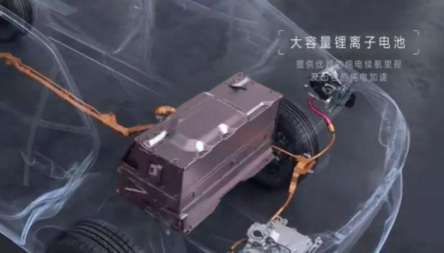 """一汽丰田""""新能源1号车""""卡罗拉双擎E+亮相10月25日振威海南新能源车展"""