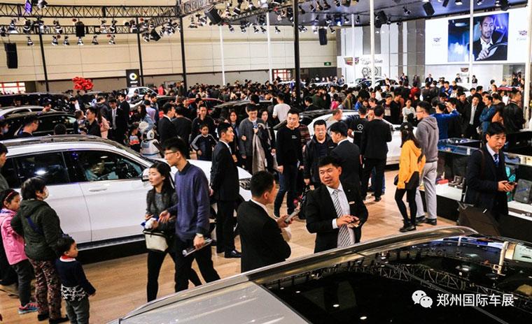 2019郑州国际车展金牌销代评选开始,速来投票啦!