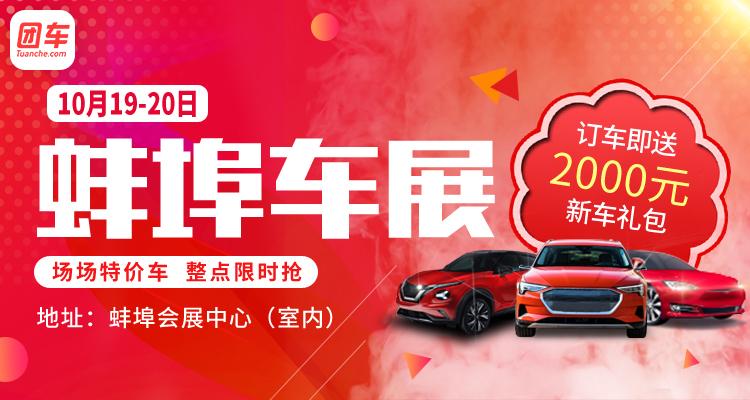 2019蚌埠第九届惠民车展