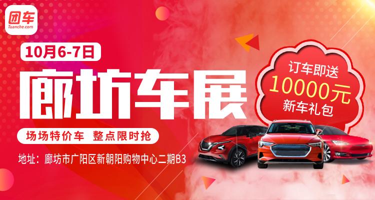 2019廊坊第八届惠民车展