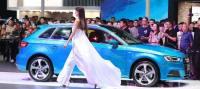 国庆逛第20届杭州西博车展,海量新车首发,豪车、黑科技云集