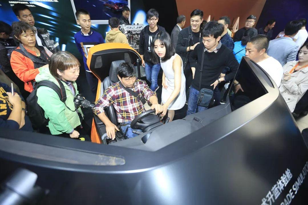 杭州西博车展