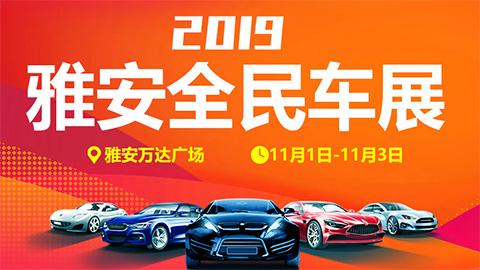 2019雅安全民购车节