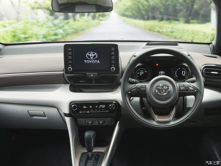 丰田YARiS海外 2020款 基本型