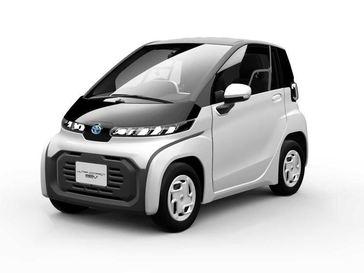 丰田Ultra-compact BEV 2020款 基本型