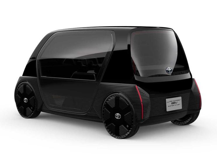 丰田Ultra-compact BEV 2020款 Business