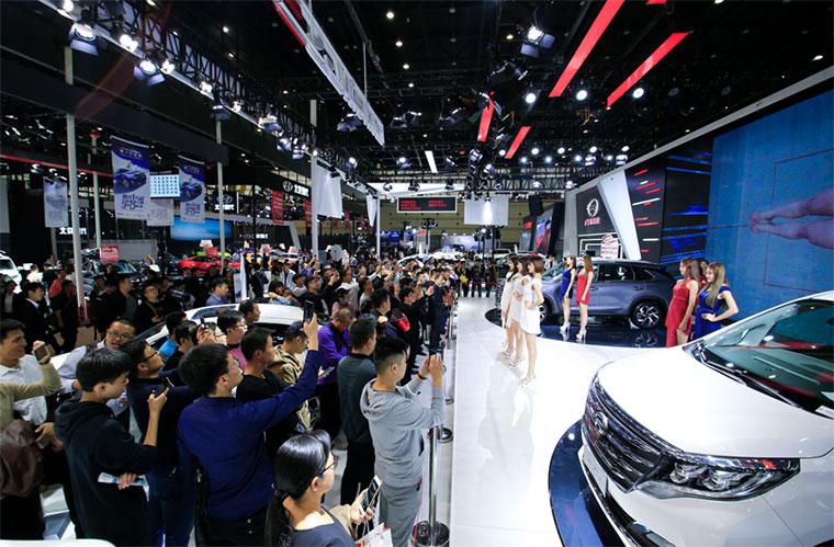 2019第十二屆鄭州國際汽車展覽會暨新能源·智能網聯汽車展覽會|房車露營展10月31日啟幕