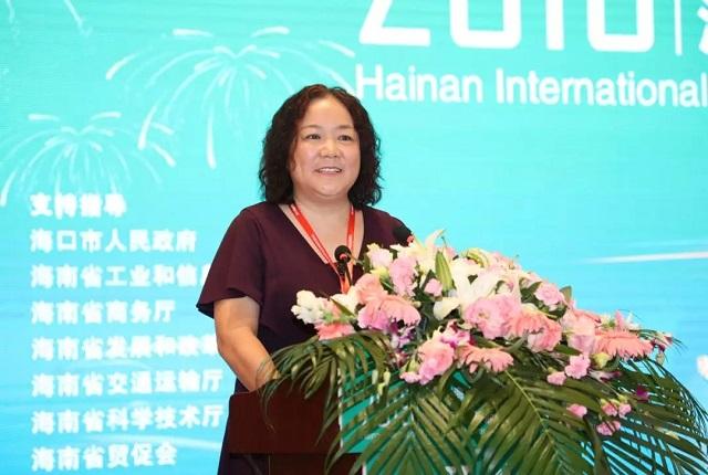 王小琴副总裁