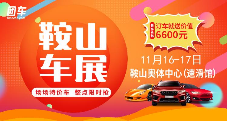 2019鞍山第六届惠民车展