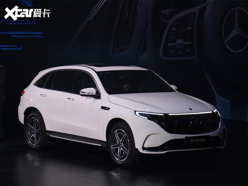 奔驰EQC纯电SUV正式上市 售价57.98万起