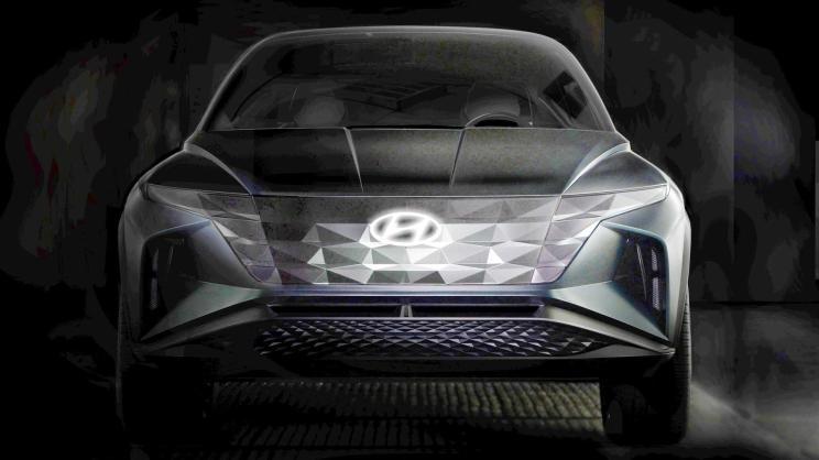 现代全新SUV概念车将于洛杉矶车展首发