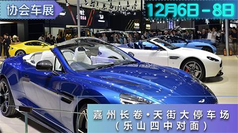 2019乐山第五届嘉州汽车协会国际车展