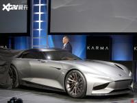 2019洛杉矶车展:Karma SC2 Coupe概念车很科幻