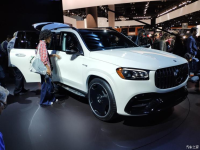 2019洛杉矶车展:AMG GLS 63首发