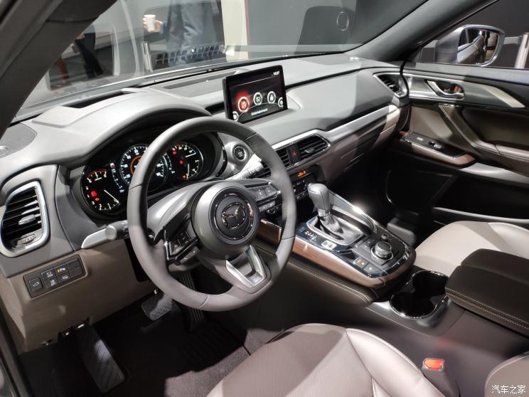 新款马自达CX-9