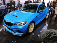 2019洛杉矶车展:宝马M2 CS全球首发