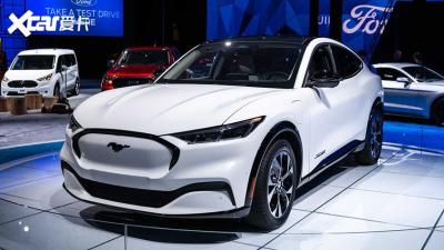 2019洛杉矶车展:福特Mustang Mach-E