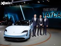 2019洛杉矶车展:保时捷Taycan 4S正式发布 售114.8万元