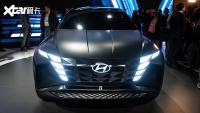 2019洛杉矶车展:现代Vision T概念车首发
