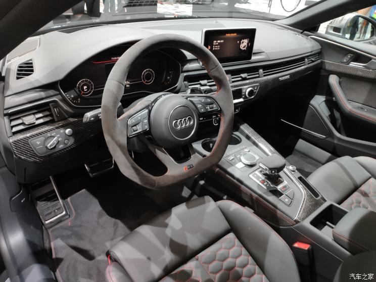 奥迪RS 5特别版