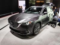 2019洛杉矶车展:新款马自达CX-9亮相