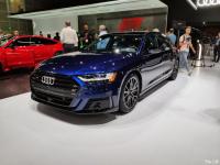 2019洛杉矶车展:全新奥迪S8L全球首发