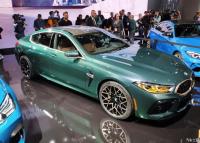 2019洛杉矶车展::宝马M8 Gran Coupe首发