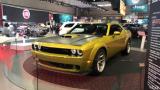 2019洛杉矶车展:道奇挑战者50周年版