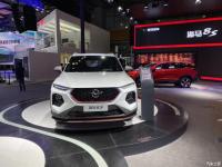 2019广州车展:海马8S运动版实车亮相