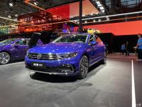 2019广州车展:一汽-大众新款迈腾GTE