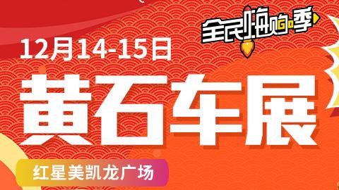 2019黄石第八届惠民车展
