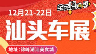 2019汕头第八届惠民车展