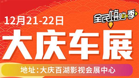 2019大庆第十三届惠民车展