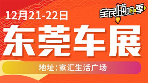 2019东莞第二十三届惠民车展