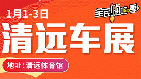 2020清远第十一届惠民车展