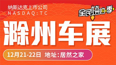 2019滁州第四届惠民车展
