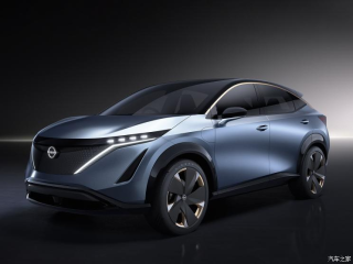 日產Ariya概念車或將由英菲尼迪量產