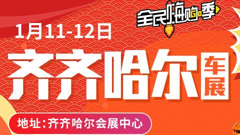 2020齊齊哈爾第十二屆惠民車展
