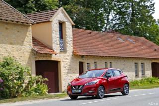 日產推出瑪馳限量版車型 法國車友獨享