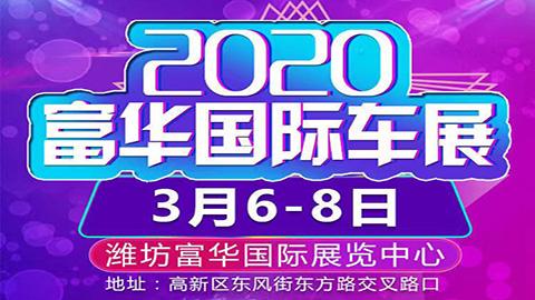 2020潍坊富华国际车展