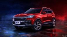 凯翼全新紧凑型SUV定名为炫界 官图发布