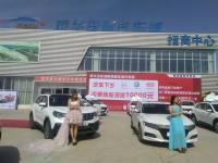 五一购车正当时,泰华国际汽车城陇西春季车展火热进行