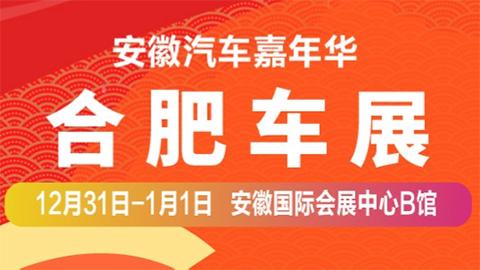 2019合肥第五十六届惠民车展