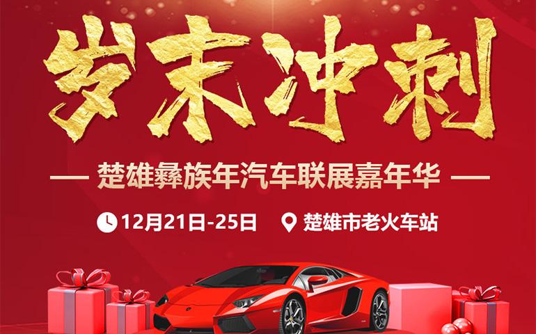 楚雄彝族年车展