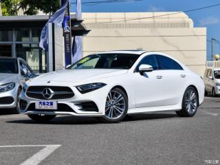 新款奔馳CLS級上市 售63.78-78.98萬元